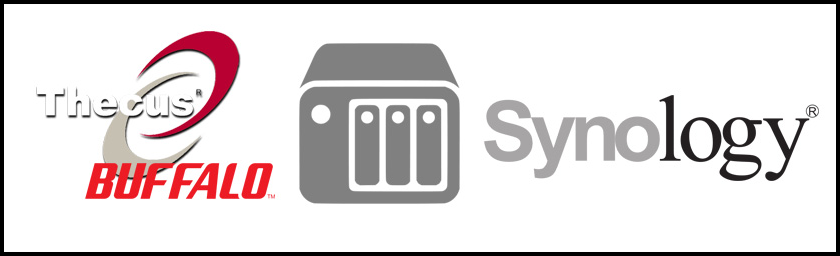 Welches NAS-System? Synology!