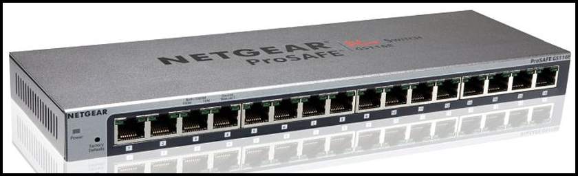 NETGEAR GS116E-200PES