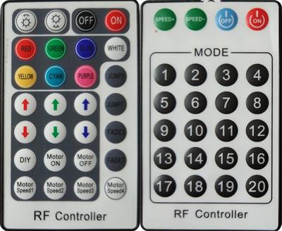 28 key RF Controller